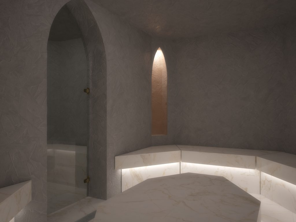 Steam Rooms - Nordic | Bespoke Commercial & Domestic Spas